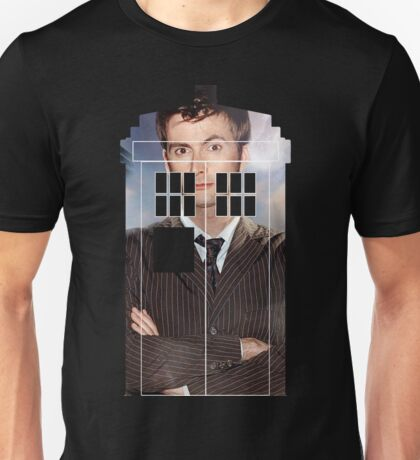 The Doctor Tee - Tardis T-Shirt Unisex T-Shirt