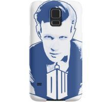 Get it Tee Of Character Dr. Who T-Shirt Samsung Galaxy Case/Skin