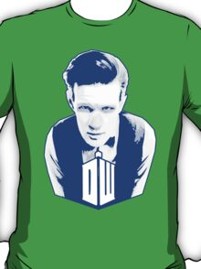 Get it Tee Of Character Dr. Who T-Shirt T-Shirt