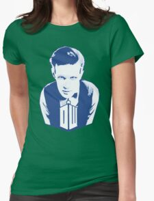 Get it Tee Of Character Dr. Who T-Shirt Womens Fitted T-Shirt