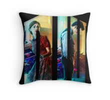 Dr. Who Fans Tee Character T-Shirt Throw Pillow