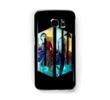Dr. Who Fans Tee Character T-Shirt Samsung Galaxy Case/Skin