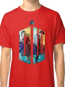 Dr. Who Fans Tee Character T-Shirt Classic T-Shirt