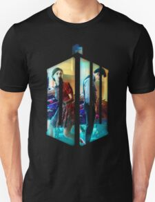 Dr. Who Fans Tee Character T-Shirt Unisex T-Shirt
