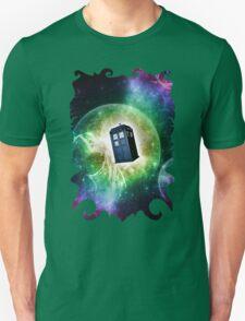 Universe Blue Box Tee The Doctor T-Shirt T-Shirt
