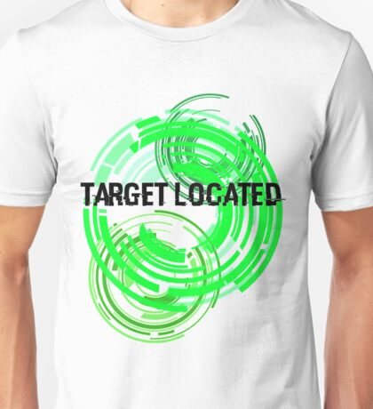 Target Located Unisex T-Shirt