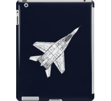 Mig 29 Fighter Plane iPad Case/Skin