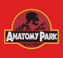 Anatomy Park - movie poster shirt Baby Tee