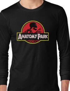 Anatomy Park - movie poster shirt Long Sleeve T-Shirt