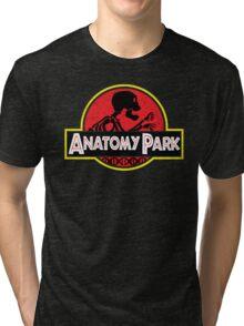 Anatomy Park - movie poster shirt Tri-blend T-Shirt