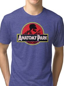 Anatomy Park - movie poster shirt Tri-blend T-Shirt