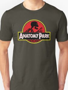 Anatomy Park - movie poster shirt T-Shirt