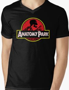 Anatomy Park - movie poster shirt Mens V-Neck T-Shirt