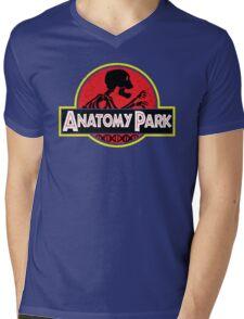 Anatomy Park - movie poster shirt Mens V-Neck T-Shirt