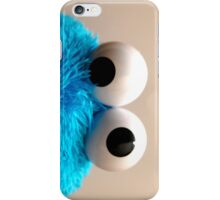 cookie eye fun iPhone Case/Skin