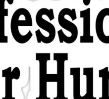 Deer Hunter Sticker