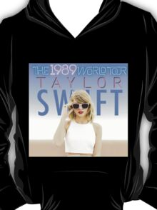 Taylor Swift The 1989 World Tour T-Shirt
