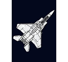 F15 Eagle Fighter Plane Photographic Print