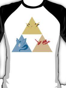 The Legendary Birds Triforce T-Shirt