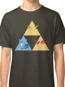The Legendary Birds Triforce Classic T-Shirt