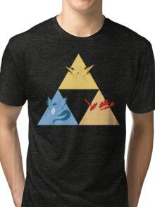 The Legendary Birds Triforce Tri-blend T-Shirt