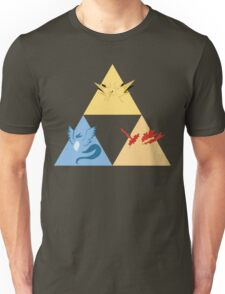 The Legendary Birds Triforce Unisex T-Shirt