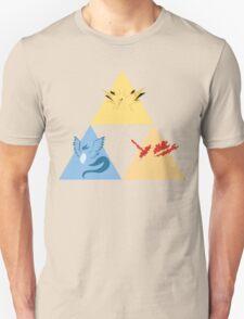 The Legendary Birds Triforce Unisex T-Shirt