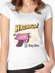Raygun H Women's Fitted Scoop T-Shirt