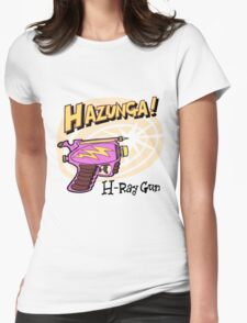 Raygun H Womens Fitted T-Shirt