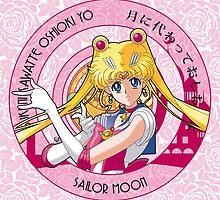 Sailor Moon - Sailor Moon Crystal (rev.1) by alphavirginis