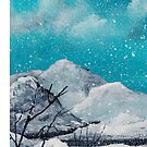 First Snowfall by Anastasiya Malakhova