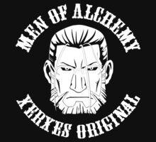 Men of Alchemy - Xerxes Original T-Shirt