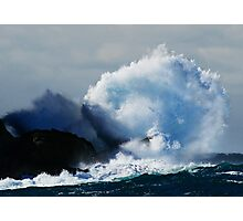 Detonating Wave Photographic Print