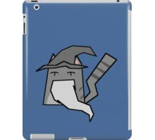 Gandalf Cat iPad Case/Skin