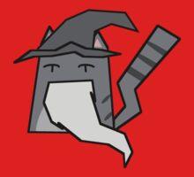 Gandalf Cat One Piece - Short Sleeve