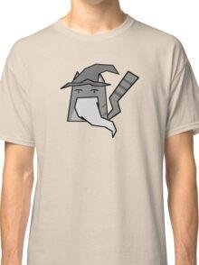 Gandalf Cat Classic T-Shirt