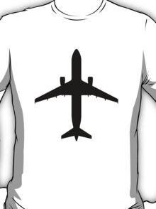 Airbus A320 (top) T-Shirt