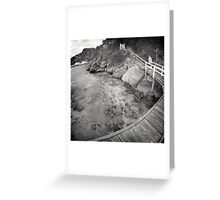 The Jetty at Sorrento Greeting Card