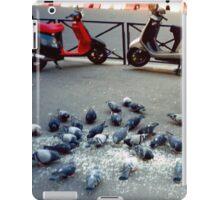 Parisian Pigeon Party, Spring 2000 iPad Case/Skin