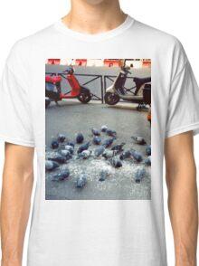 Parisian Pigeon Party, Spring 2000 Classic T-Shirt