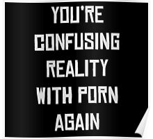 reality with porn Poster