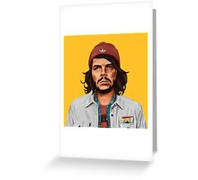 Hipstory- Che Guevara Greeting Card