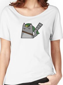 Link Cat Women's Relaxed Fit T-Shirt