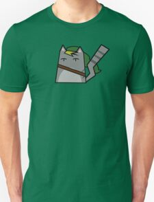 Link Cat Unisex T-Shirt