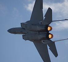 F-15C Eagle by Bevan Anderson