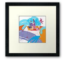 collection 2 Framed Print