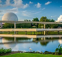 Epcot by elfcall
