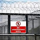 Authorised Personnel Only by Andrew Bret Wallis