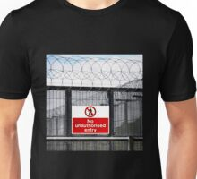 Authorised Personnel Only Unisex T-Shirt