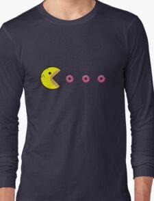 Pac-Homer Long Sleeve T-Shirt